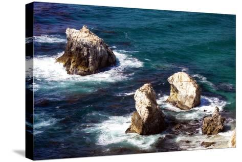 Garrapata Highlands 9-Alan Hausenflock-Stretched Canvas Print