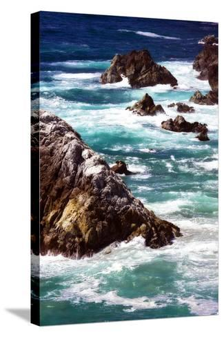 Garrapata Highlands 6-Alan Hausenflock-Stretched Canvas Print