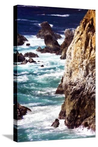 Garrapata Highlands 7-Alan Hausenflock-Stretched Canvas Print