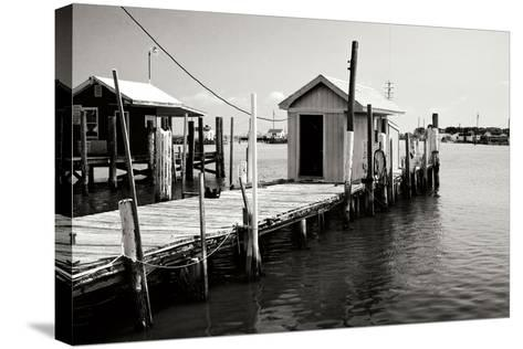 Tangier Island 4-Alan Hausenflock-Stretched Canvas Print