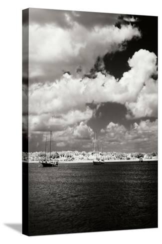 Everette Bay IV-Alan Hausenflock-Stretched Canvas Print