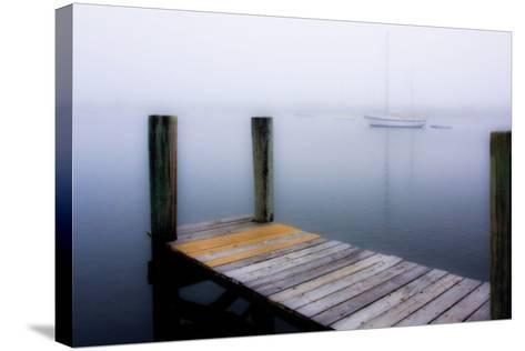 Stillness on the Water 1-Alan Hausenflock-Stretched Canvas Print