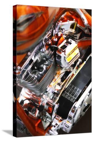 Custom Chopper II-Alan Hausenflock-Stretched Canvas Print