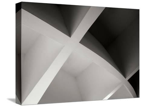Architecture I-Jim Christensen-Stretched Canvas Print