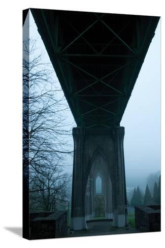 St. Johns Arches II-Erin Berzel-Stretched Canvas Print