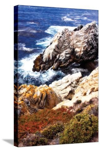 Pinnacle Cove I-Alan Hausenflock-Stretched Canvas Print