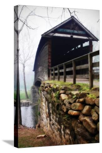 Humpback Bridge IV-Alan Hausenflock-Stretched Canvas Print