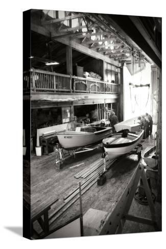 Boat Works I-Alan Hausenflock-Stretched Canvas Print