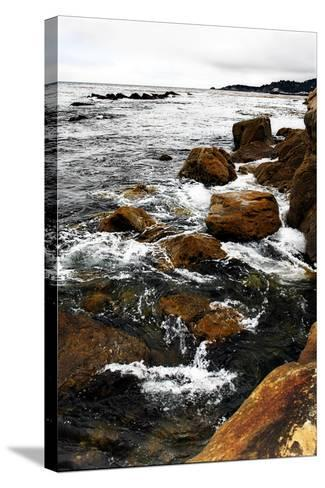 Sand Hill Cove 2-Alan Hausenflock-Stretched Canvas Print