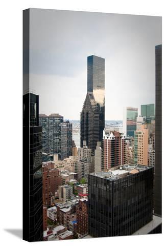 Trump World Tower I-Erin Berzel-Stretched Canvas Print