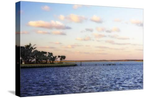 Sunset in the Channel II-Alan Hausenflock-Stretched Canvas Print