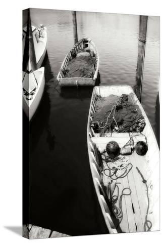 Skiffs I-Alan Hausenflock-Stretched Canvas Print