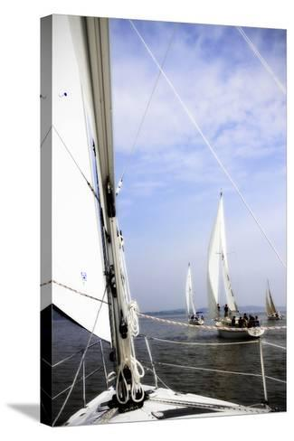 Quantico Fleet III-Alan Hausenflock-Stretched Canvas Print