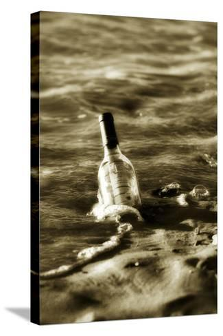 Message in a Bottle I-Alan Hausenflock-Stretched Canvas Print