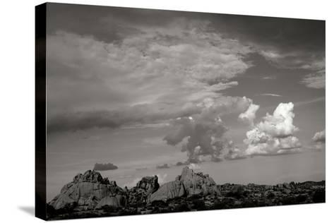 Clouds in Joshua Tree I-Erin Berzel-Stretched Canvas Print