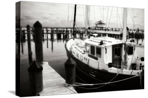 Cambridge Docks I-Alan Hausenflock-Stretched Canvas Print