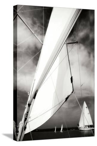 Close Hauled I-Alan Hausenflock-Stretched Canvas Print