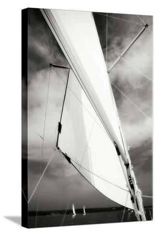 Close Hauled II-Alan Hausenflock-Stretched Canvas Print