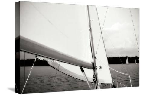 Close Hauled IV-Alan Hausenflock-Stretched Canvas Print