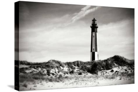 Cape Henry Light VI-Alan Hausenflock-Stretched Canvas Print