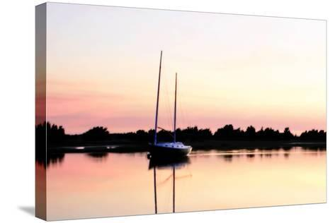 At Anchor II-Alan Hausenflock-Stretched Canvas Print