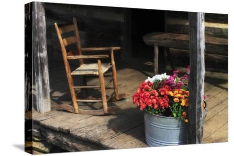 That Ol' Rockin Chair I-Alan Hausenflock-Stretched Canvas Print