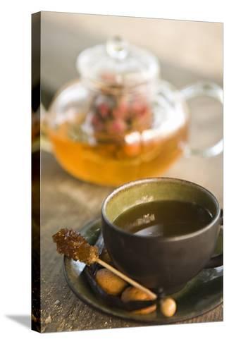 Tea Time-Karyn Millet-Stretched Canvas Print