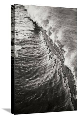 Wave 3-Lee Peterson-Stretched Canvas Print