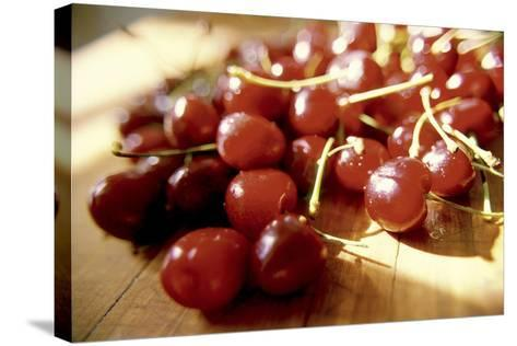 Cherries I-Bob Stefko-Stretched Canvas Print