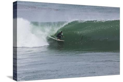 Surfing VI-Lee Peterson-Stretched Canvas Print