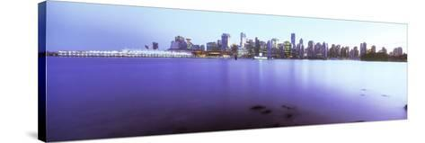 From Stanley Park II-Bob Stefko-Stretched Canvas Print