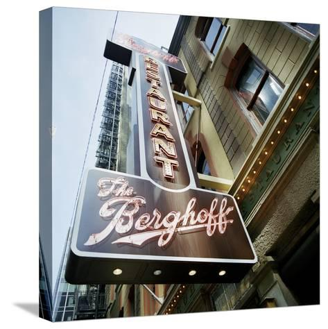 The Berghoff-Bob Stefko-Stretched Canvas Print