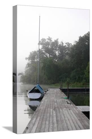 Docked II-Tammy Putman-Stretched Canvas Print