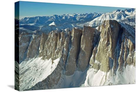 Mt. Whitney I-Brian Kidd-Stretched Canvas Print