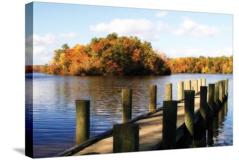 Greenwood Lake I-Alan Hausenflock-Stretched Canvas Print