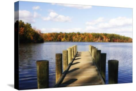 Greenwood Lake II-Alan Hausenflock-Stretched Canvas Print