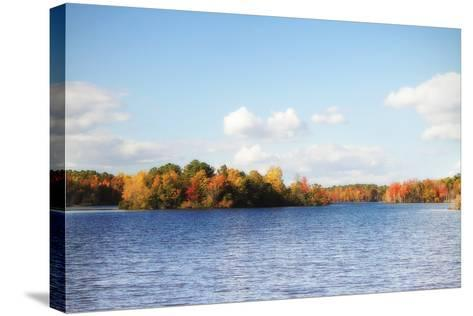 Greenwood Lake IV-Alan Hausenflock-Stretched Canvas Print