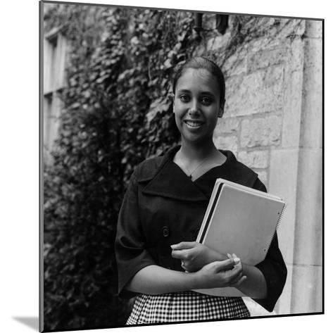 Denise Nicholas, 1960-Isaac Sutton-Mounted Photographic Print