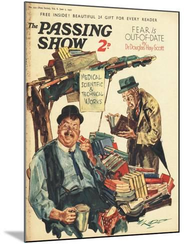 1930s UK The Passing Show Magazine Advertisement--Mounted Giclee Print