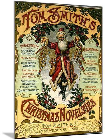 1900s UK Tom Smith's--Mounted Giclee Print