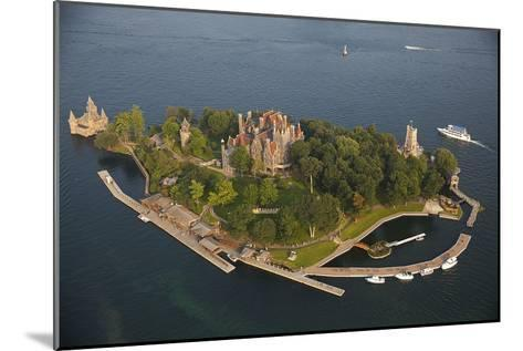 Boldt Castle On Heart Island in the Thousand Islands-Will Van Overbeek-Mounted Photographic Print