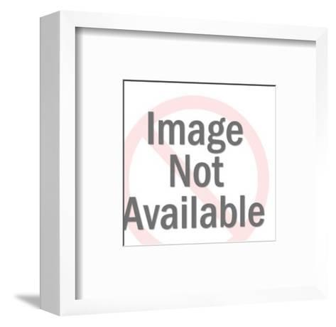 Virgo with Virgin-Pop Ink - CSA Images-Framed Art Print