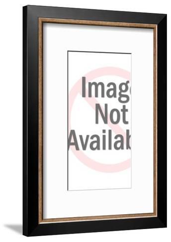 Nervous Pilot-Pop Ink - CSA Images-Framed Art Print