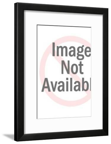 Woman Posing in Undergarments-Pop Ink - CSA Images-Framed Art Print