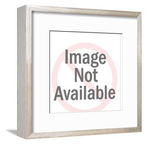 Sewing Machine-Pop Ink - CSA Images-Framed Art Print