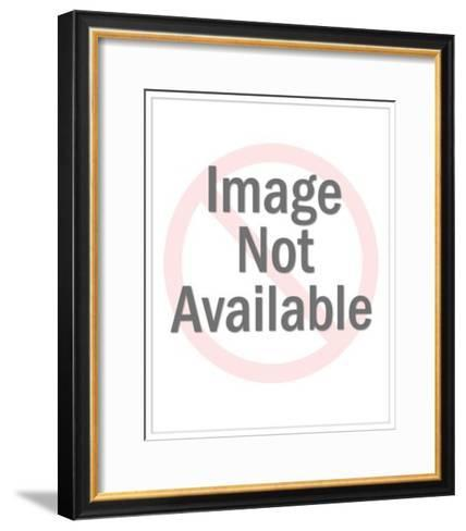 Car Rental Word Art-Pop Ink - CSA Images-Framed Art Print
