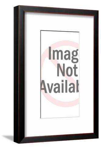 Businessman Viewed from Behind-Pop Ink - CSA Images-Framed Art Print