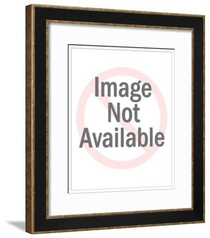 Female Worker Holding Book-Pop Ink - CSA Images-Framed Art Print