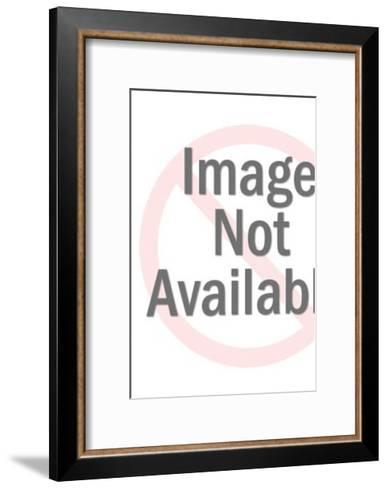 Cold Man by Broken Radiator-Pop Ink - CSA Images-Framed Art Print