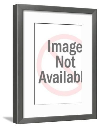 Refrigerator Chef-Pop Ink - CSA Images-Framed Art Print
